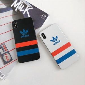 Adidas Apple iPhone Case 11 Pro Max  XS  X XR 7 8